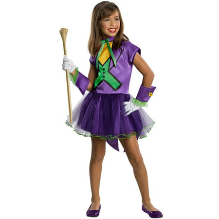 The Joker Tutu Toddler/Child Costume](The Joker Costume For Kids)
