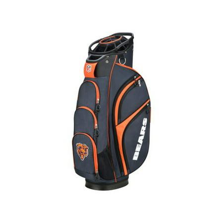 - Wilson NFL Cart Golf Bag, Chicago Bears