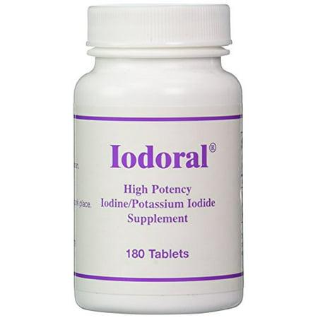 Optimox Iodoral Suractivé iode de