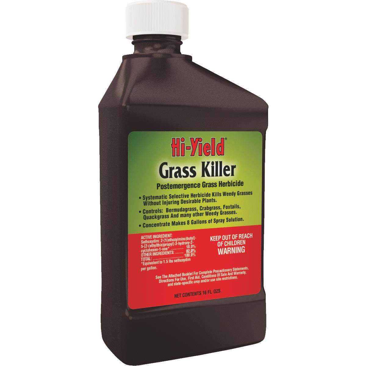 Hi-Yield Postemergence Weed & Grass Killer