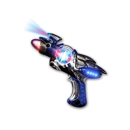 Light Up Space Gun (Light and Sound Effects Space)
