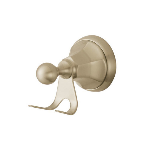 Kingston Brass Metropolitan Wall Mounted Robe Hook by Kingston Brass