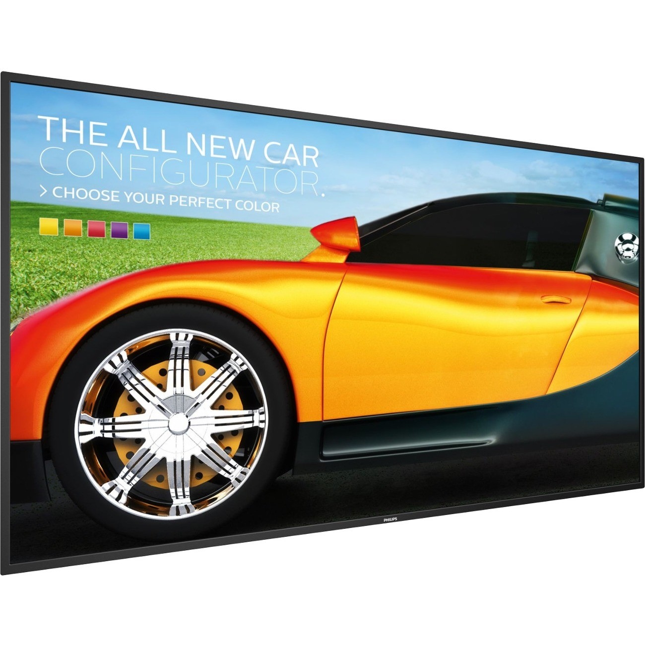 Philips 65BDL3050Q 65in Philips Signage Solutions Q-line Display 65bdl3050q 4k Uhd 3840x2160;ultra Hd