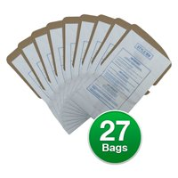 Replacement Vacuum Bag For Sanitaire 63253A / 1539 (3-Pack) Replacement Vacuum Bag