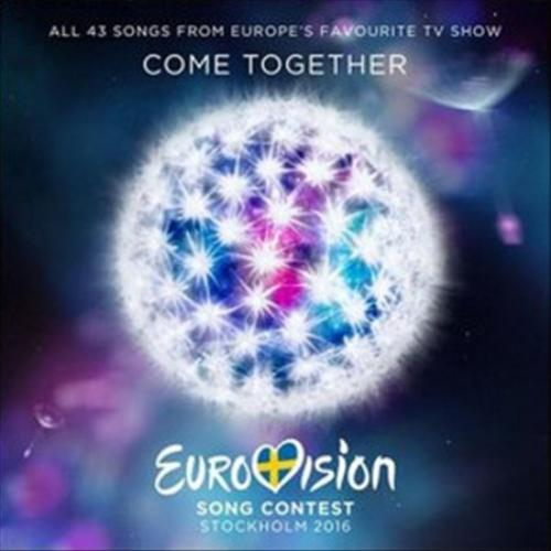 Various Artists Eurovision Song Contest Stockholm 2016 CD - image 1 de 1