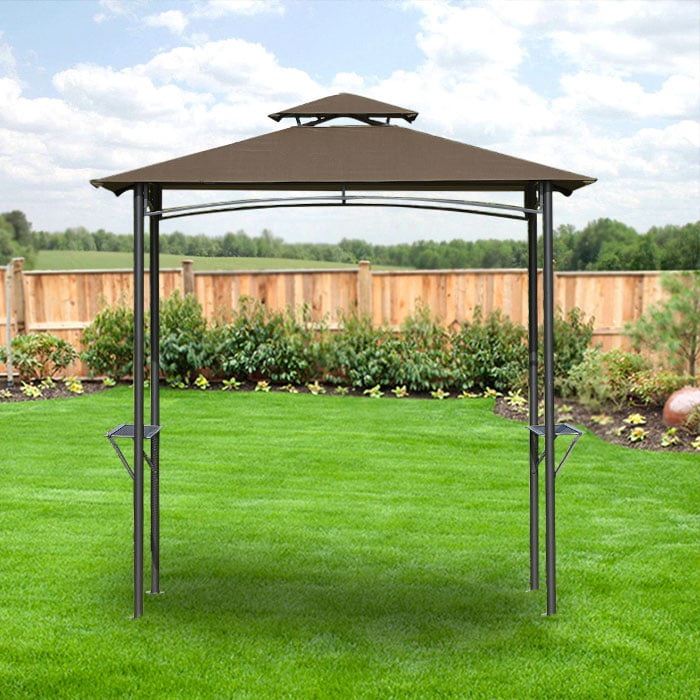 Garden Winds Replacement Canopy Top for Pro Grill Gazebo ...