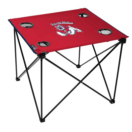State Tailgate Table - Rawlings Fresno State Bulldogs Deluxe Tailgate Table - No Size