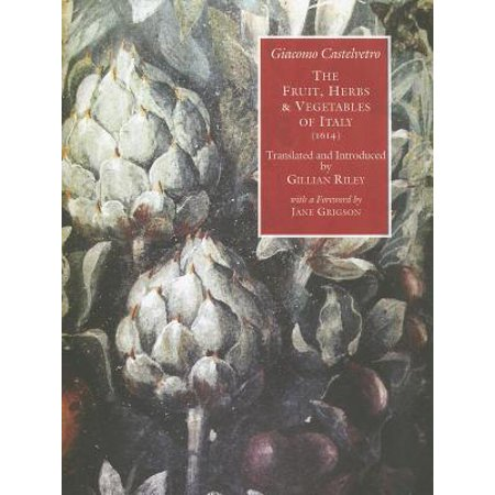 Fruit, Herbs & Vegetables of Italy (1614) (Carrabbas Italian Grill Bread With Herbs And Oil)