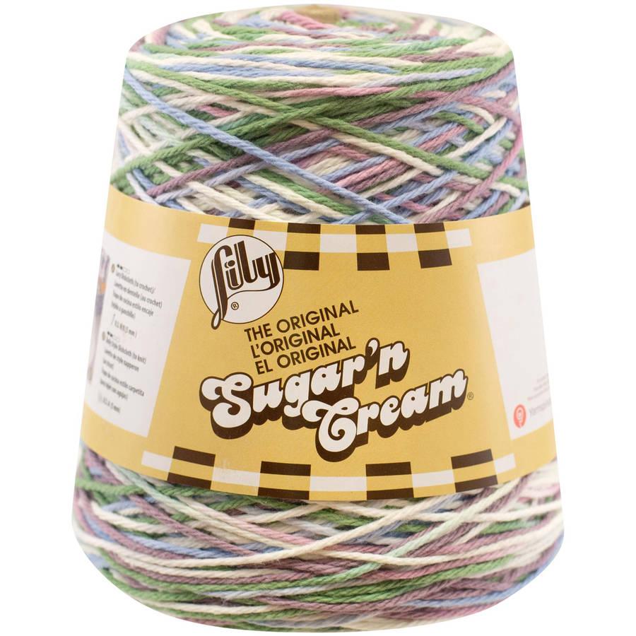 Lily Sugar'n Cream Cone Cotton Yarn