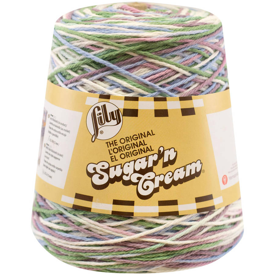 Lily Sugar'n Cream Cone Cotton Yarn