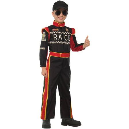 Race Car Driver Child Halloween Costume