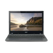 "Refurbished Acer 11.6"" 16GB SSD Chromebook Laptop Intel Celeron Dual Core 4GB - C710-2815"