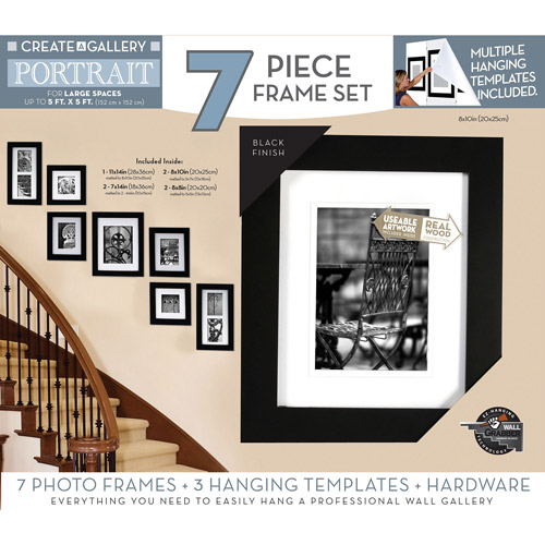 Pinnacle Create A Gallery Portrait 7-Piece Set
