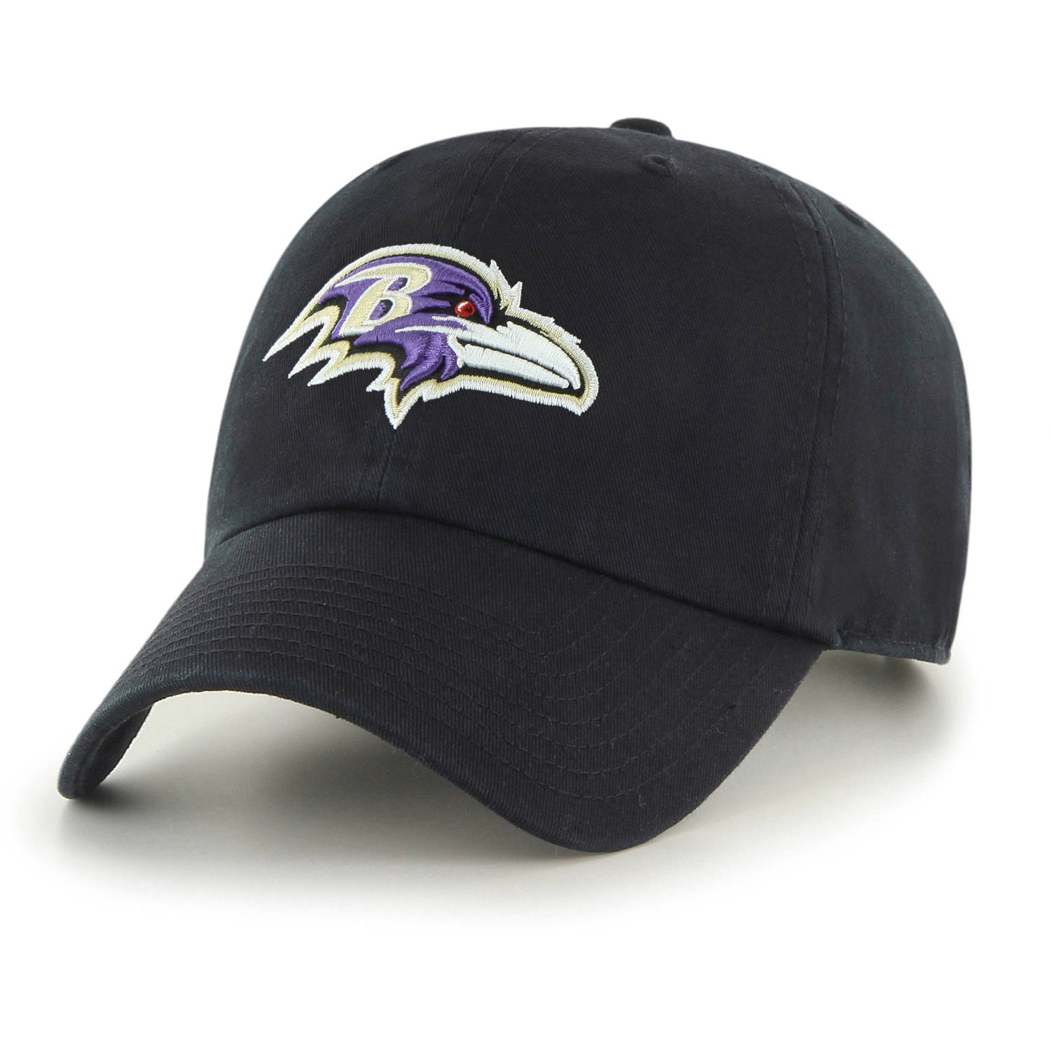 NFL Baltimore Ravens Clean Up Cap / Hat by Fan Favorite