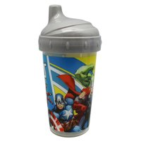 Marvel's Avengers Assemble Gray Colored Sipper Cup