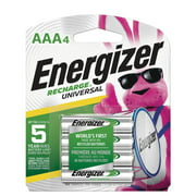 Energizer AAA Rechargeable NiMH Batteries - 12 Pack- Retail + 30% Off!