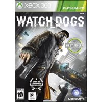Ubisoft Watch Dogs - Action/adventure Game - Xbox 360 (52804)
