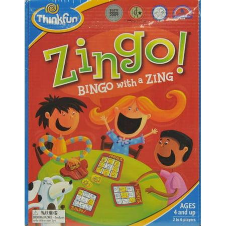 Best Think Fun Zingo! Game deal