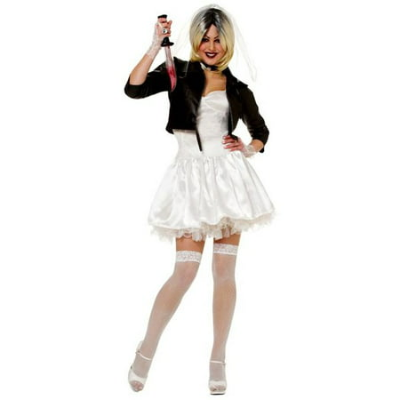 Sexy Chucky Bride Costume For Women - Chuckie Doll Costume