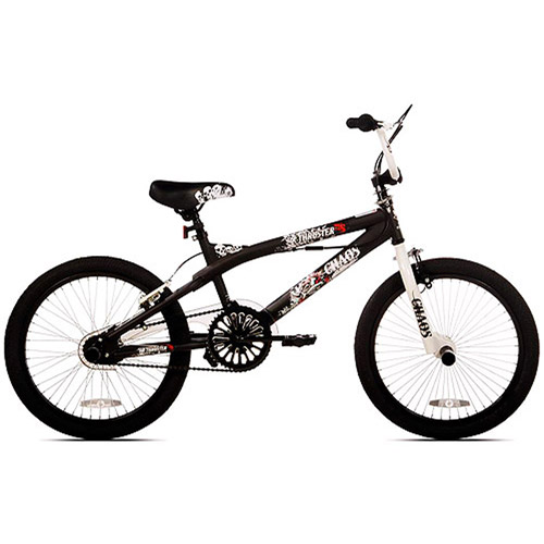 "Thruster 20"" Boys"" Chaos Bicycle"