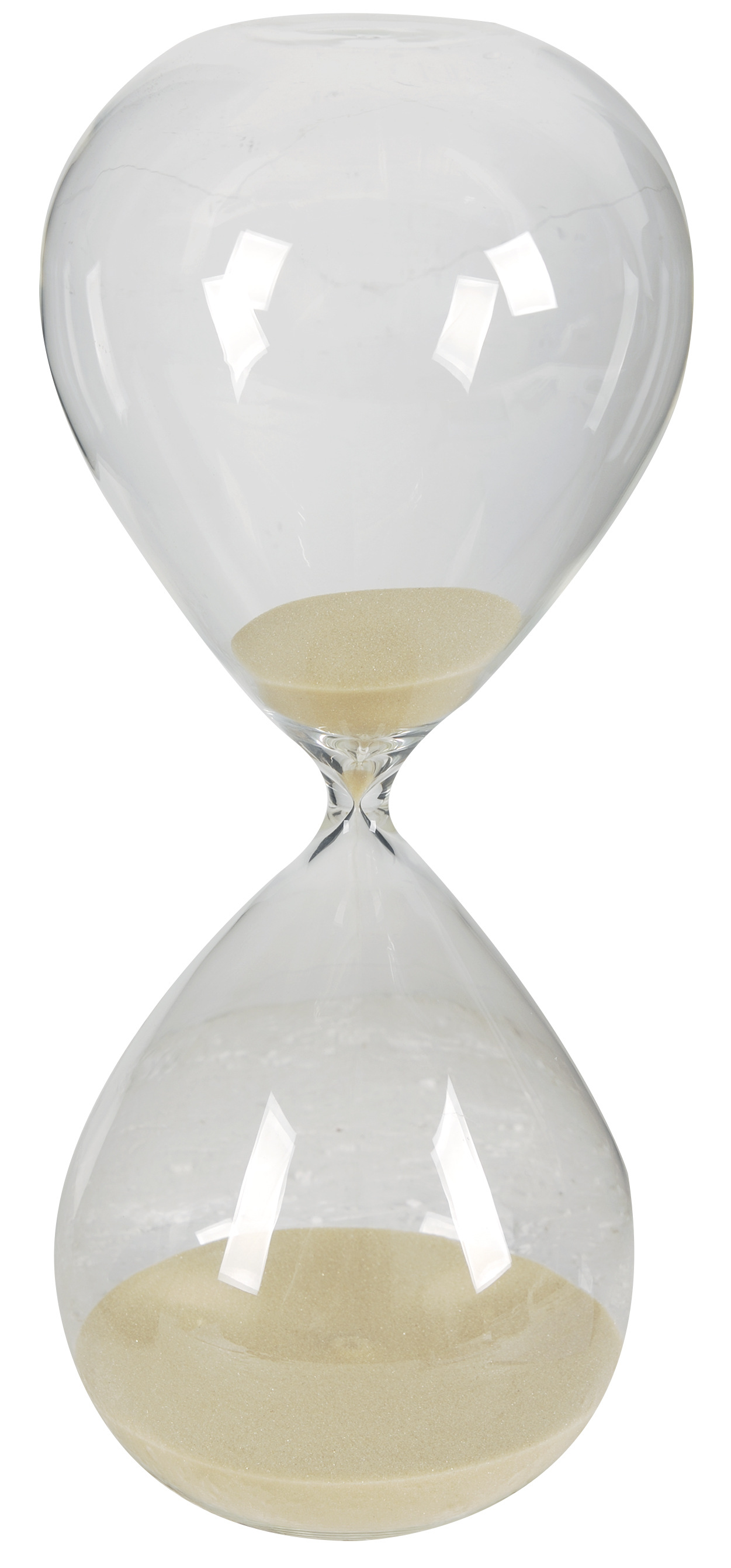 A&B Home Hour Glass Sand Timer (2 Hrs), Tan by A&B Home