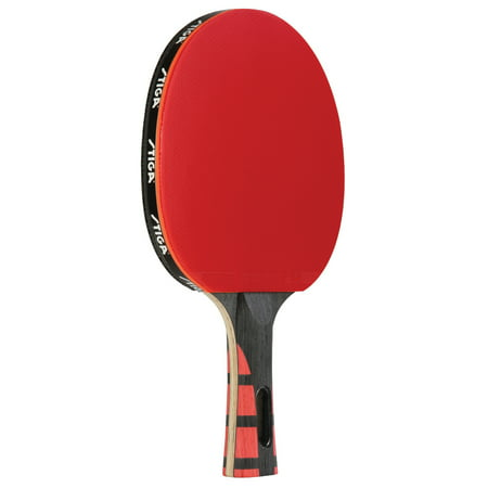 STIGA Evolution Performance-Level Table Tennis Racket Made with Approved Rubber for Tournament