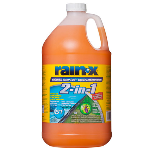 Rain-X 2-in-1 Windshield Washer Fluid