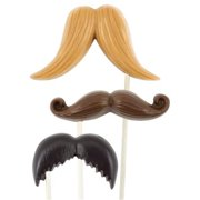 Make N Mold 0277 Mustache Pop Candy Molds- pack of 6