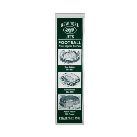 New York Jets Controller (Winning Streak - NFL Evolution Banner, New York Jets )