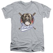 Sandlot The Beast Mens V-Neck Shirt