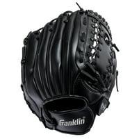 "Franklin Sports 12"" Field Master Series Baseball Glove, Right Hand Throw"