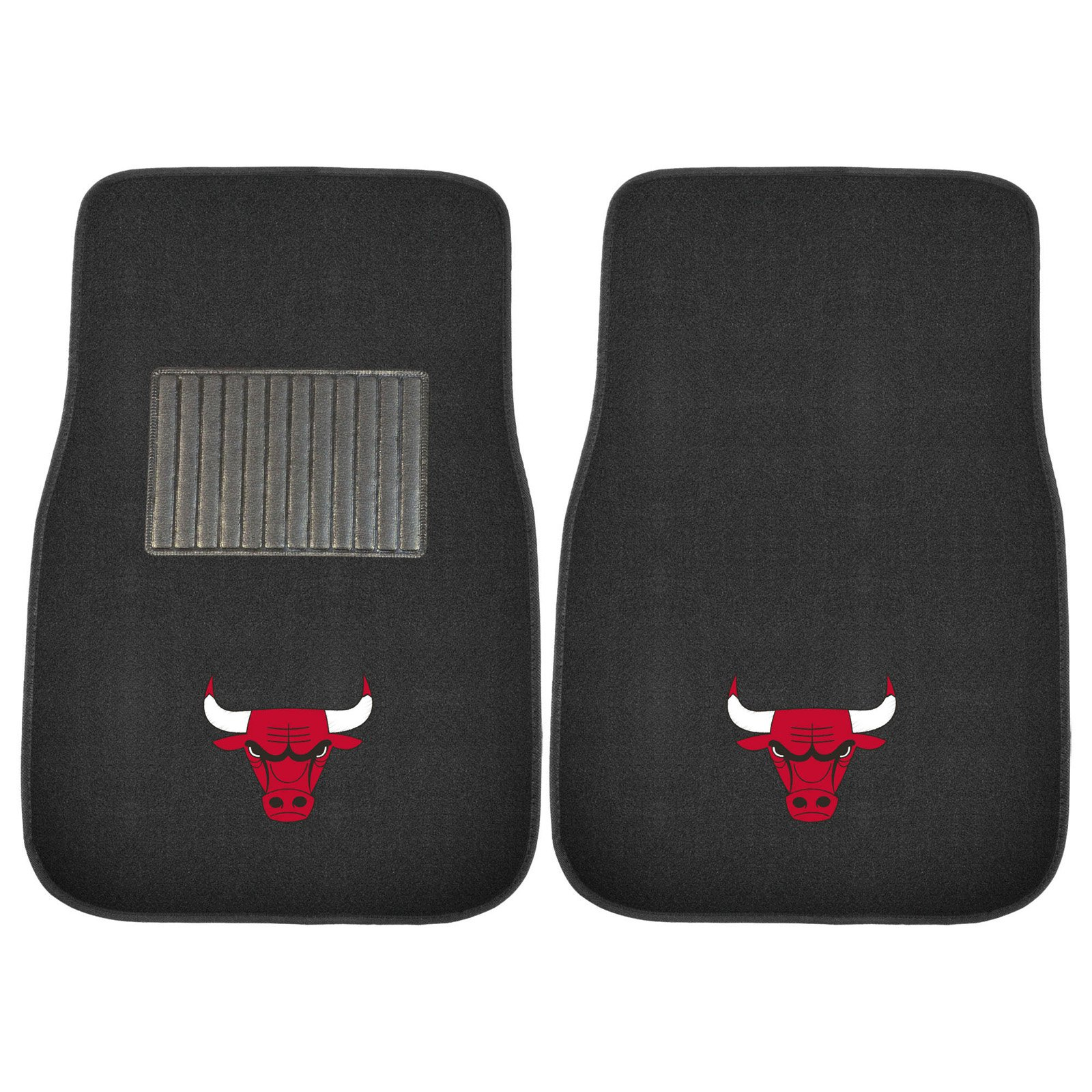 NBA Chicago Bulls Embroidered Car Mats