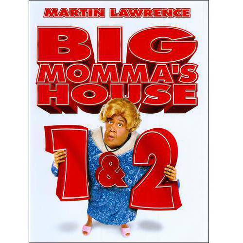 Big Momma's House / Big Momma's House 2 (Full Frame, Widescreen)