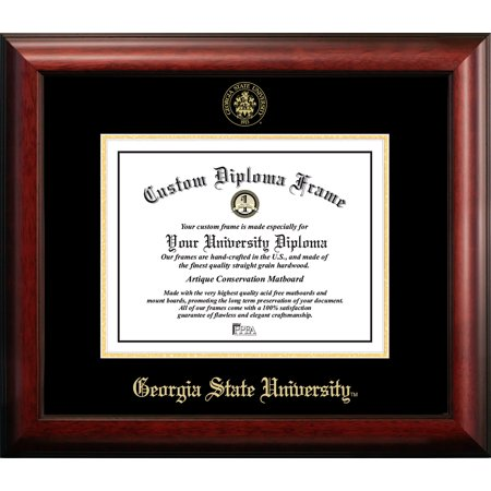 Georgia State University 14 X 17 Gold Embossed Diploma Frame