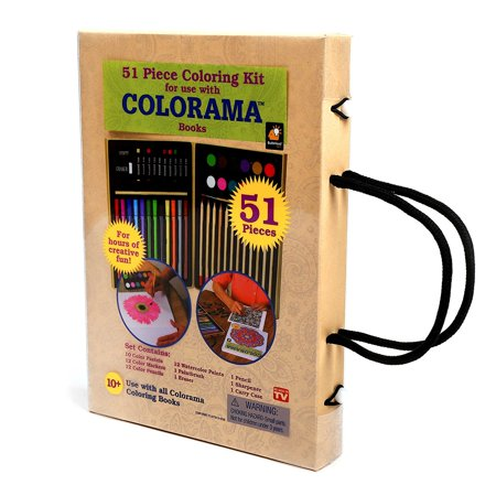 Colorama 51pc Color Kit By Bulbhead (Colorama Pen)
