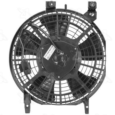 Four Seasons A/C Condenser Fan Assembly P/N:75276 Fits Toyota Corolla (95-93),