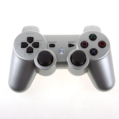 ABLEGRID Wireless Bluetooth Game Controller for Sony Playstation 3 Black by