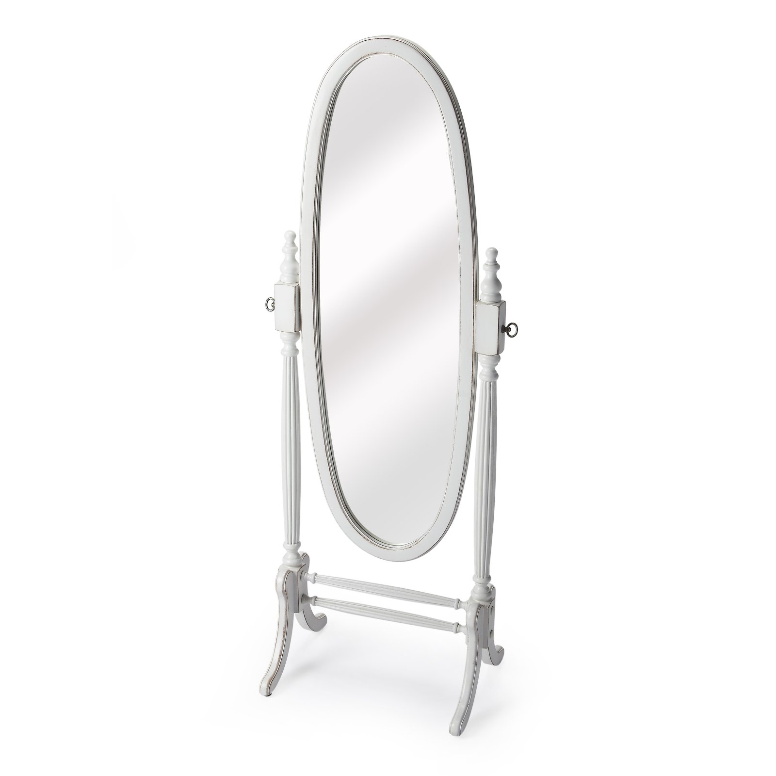 Butler Oval Cheval Floor Mirror by Butler Specialty