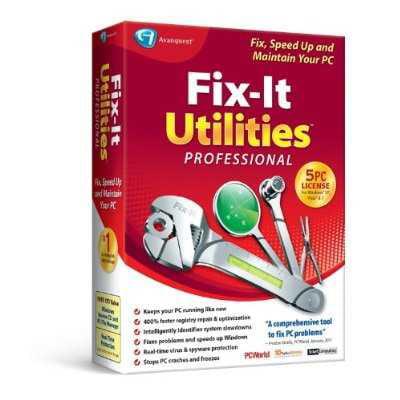 Fix-It Utilities 12 Professional
