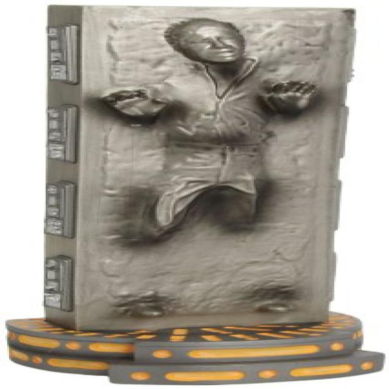 Diamond Select Toys Star Wars: Han Solo in Carbonite Vinyl Bank