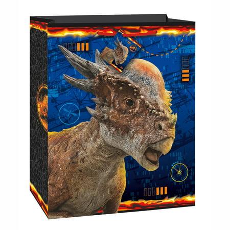 Jurassic World Gift Bag, 13 x 10.5 in, 1ct