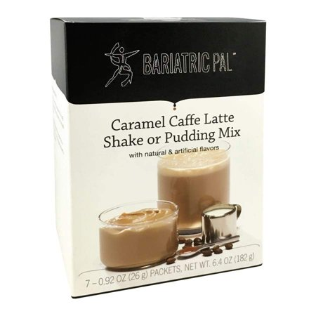 BariatricPal 15g Protein Shake or Pudding - Caramel Cafe Latte