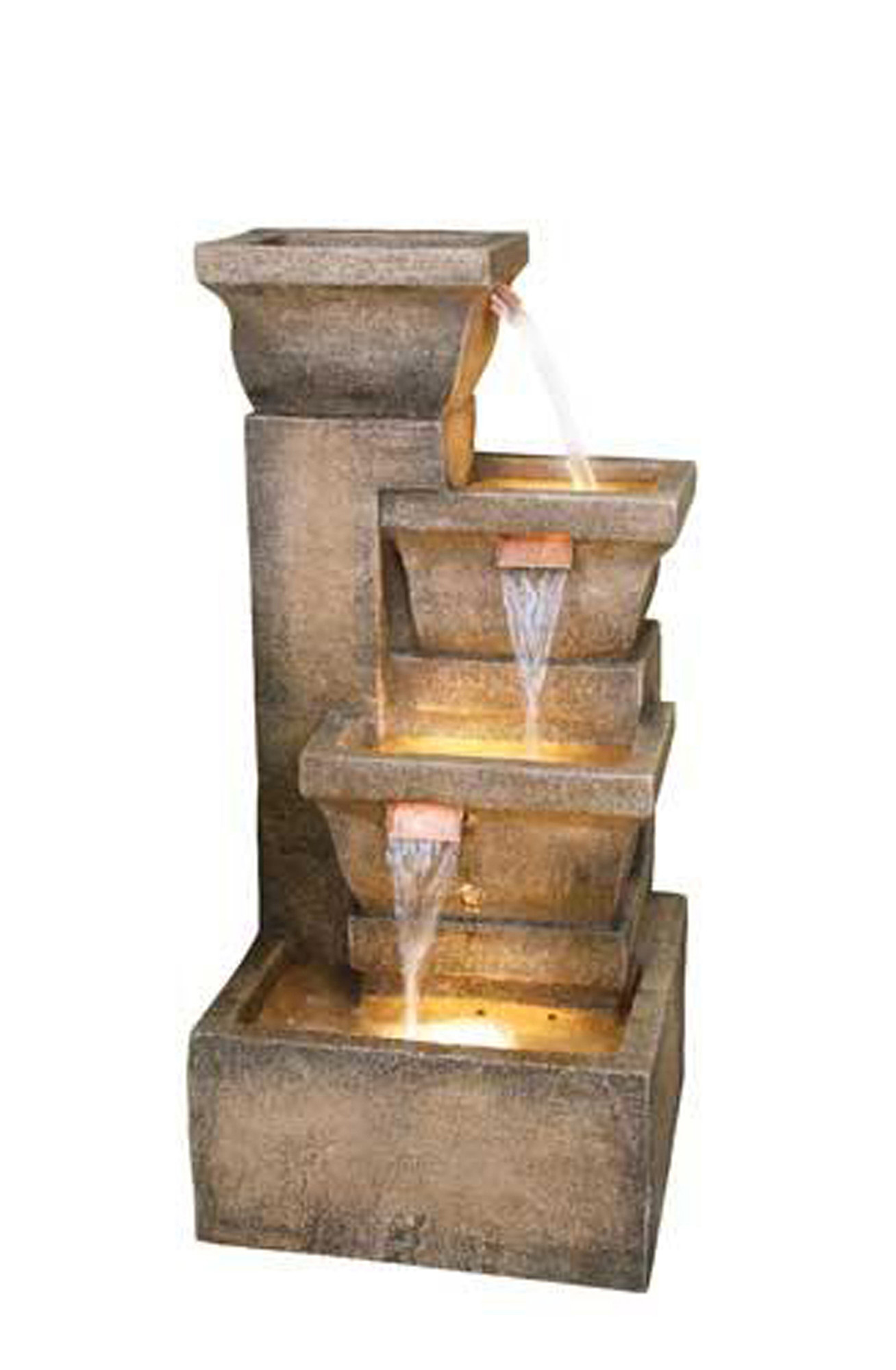 Ashboro Outdoor Fountain   Walmart.com