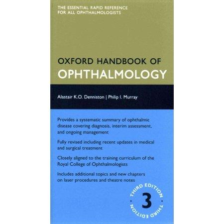 Oxford Handbook Of Ophthalmology