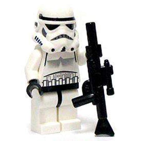 Lego lego star wars stormtrooper with blaster rifle - Lego star wars 1 2 3 4 5 6 ...