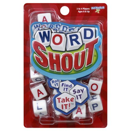Patch Products Word Shout! Dice Game - Mommy Patch Products