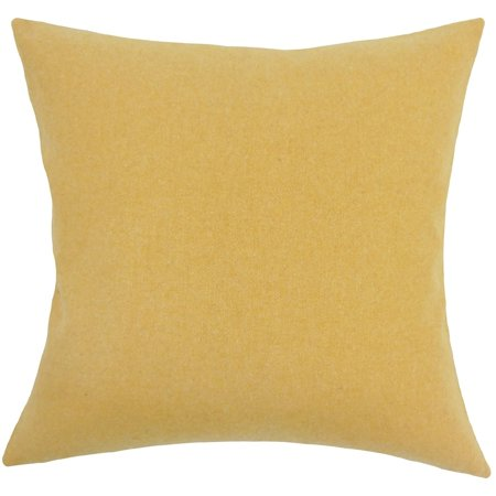 The Pillow Collection Acadia Solid Floor Pillow (Acadia Collection)