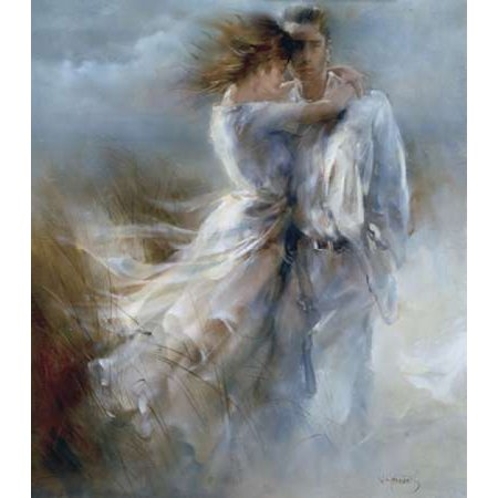 Private announcement Poster Print by Willem Haenraets