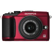 OLYMPUS EPL2 14-42 MM RED DIGITALCAMERA