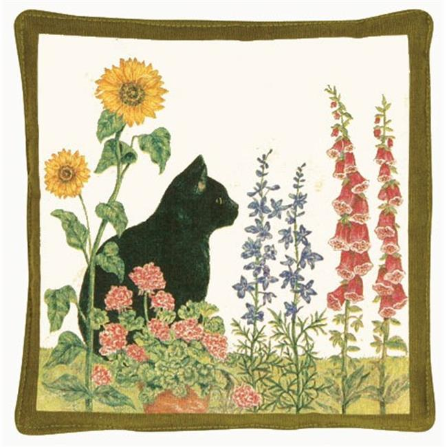 Alice's Cottage AC1214 Black Cat Spiced Hot Pad
